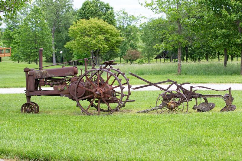 Family Farm Equipment