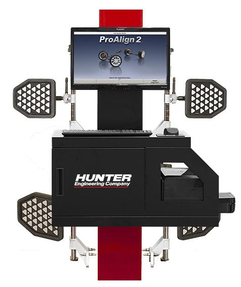Hunter Wheel Alignment