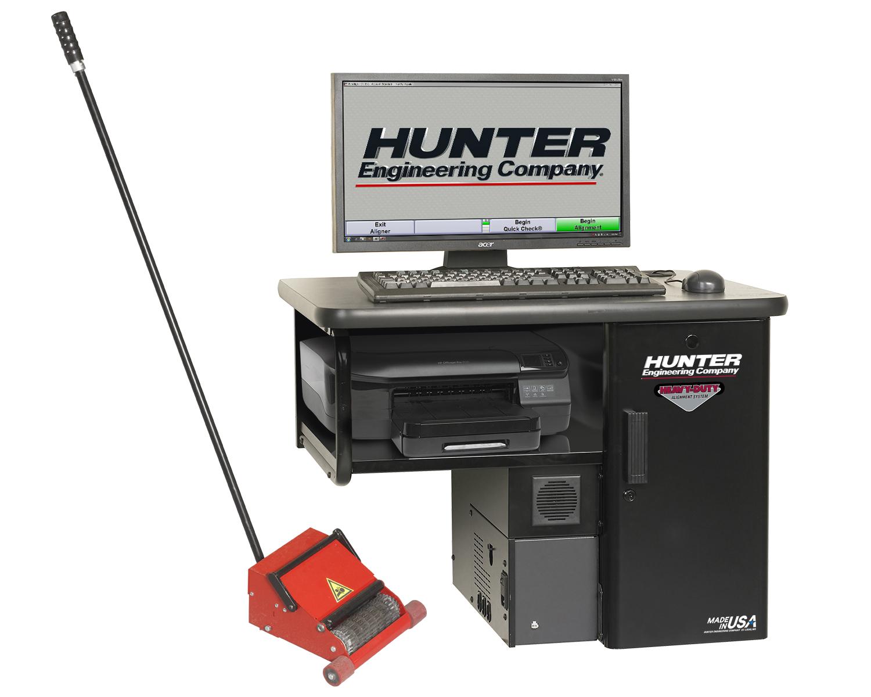 Hunter HD WinAlign