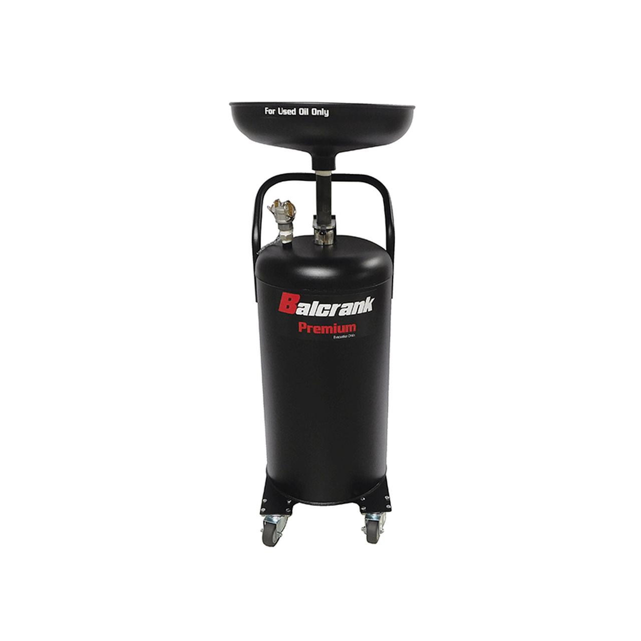 Balcrank Premium Oil Drain